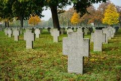Могила войны Стоковое Фото