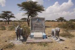 могила стоковая фотография