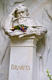 Могила Brahms Стоковое Изображение