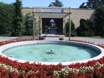 Могила Josip Broz Tito Стоковое Фото