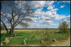 Могила Scythian Стоковое Изображение RF