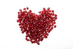 могут superfoods съемки семян pomegranate макроса одного холестерола близкие более низкие вверх Стоковая Фотография