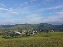 Могущественная гора Стоковое Изображение RF