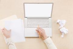 могущественное multitask Стоковое Изображение