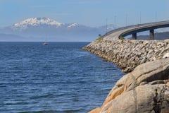 Могущественный мост Стоковые Фото
