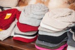 Мода зимы для коллажа женщин стоковые изображения rf