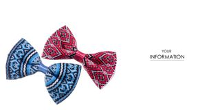 Мода символа связи цвета бабочки Стоковое Изображение RF