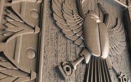 Модели для архитектурноакустического дизайна интерьера, 3D иллюстрации, художник, текстура, графический дизайн, архитектура, иллю стоковые изображения rf