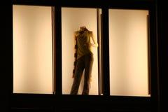 модельное окно Стоковое Фото