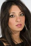 Модельный способ женщины типа волос Стоковые Изображения RF