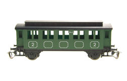 модельный railway Стоковые Фотографии RF