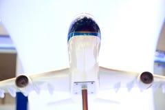 модель воздушных судн Стоковое фото RF