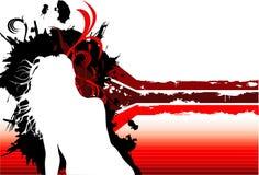 модель женщины состава Стоковая Фотография RF