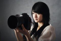 модель камеры Стоковое Изображение