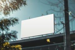 Модель-макет знамени на крыше стоковое фото