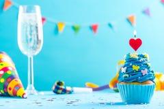 Модель-макет поздравительой открытки ко дню рождения Нового Года или Стоковые Фото