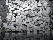 модель предпосылки 3d стоковое фото