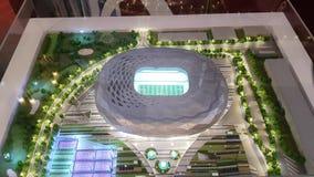 Модель стадиона на кубок мира 2022 футбола акции видеоматериалы