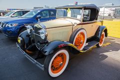 Модель 1928 Форда t Стоковая Фотография
