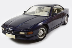 модель coupe автомобиля стоковое фото