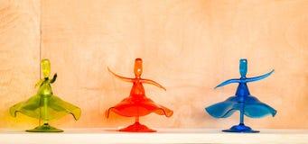 Модель figurine дервиша Sufi в малом размере Стоковые Изображения RF