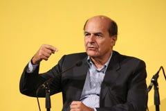 МОДЕНА, ИТАЛИЯ, сентябрь 2016, демократичный съезд политической партии, пристань Luigi Bersani Стоковое Изображение RF