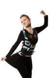 Модная молодая женщина Стоковое Фото