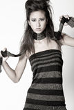 модно получите препятствуйте s стоковое фото rf