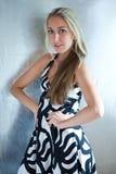 модные женщины молодые Стоковое Изображение