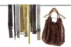 модные сумки Стоковое Изображение RF