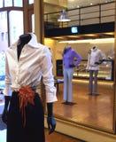модный магазин Стоковая Фотография RF