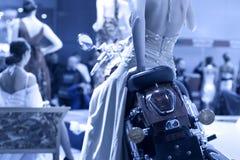 модный парад Стоковые Изображения RF