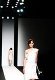 модный парад стоковая фотография rf
