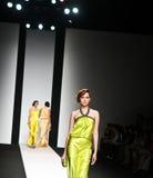 модный парад стоковое изображение