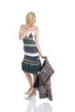 модный подросток девушки Стоковая Фотография RF
