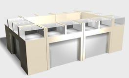 Модули дисплея Стоковые Фотографии RF