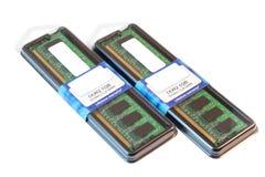 модули памяти ddr2 упаковывают 2 Стоковая Фотография RF