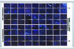 модуль клетки солнечный Стоковая Фотография