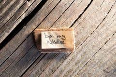 мое Валентайн Стоковые Фотографии RF