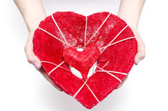 Мое сердце Стоковое фото RF
