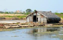 Может лачуга Gio Вьетнама стоковое фото