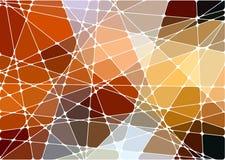 мозаика абстрактной предпосылки геометрическая Стоковое фото RF