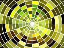 мозаика абстрактной предпосылки геометрическая Стоковая Фотография RF