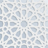Мозаика вектора мусульманская, персидский мотив Элемент украшения мечети зодчество нашло геометрическая исламская картина дворцов иллюстрация вектора