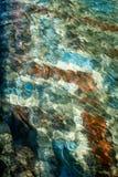 Мозаика воды, Кёльн, Германия Стоковые Фото