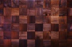 Мозаика деревянных частей, предпосылка Стоковые Фотографии RF