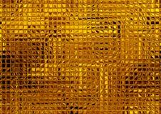Мозаика золота Стоковые Изображения