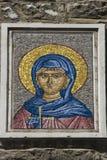 мозаика иконы Стоковые Изображения