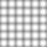 Мозаика картины кругов repeatable - безшовной предпосылки Стоковые Фото