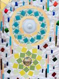 Мозаика керамических плиток Стоковое Фото